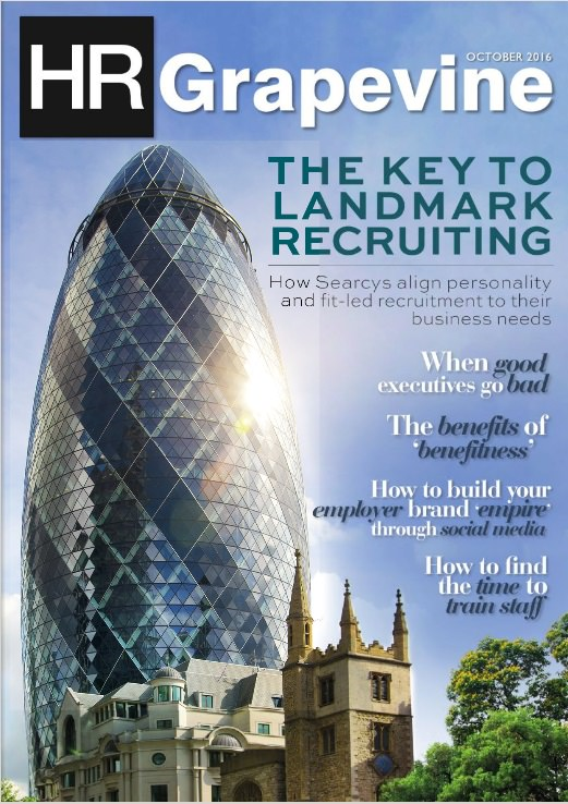 HR Grapevine : Oct 2016