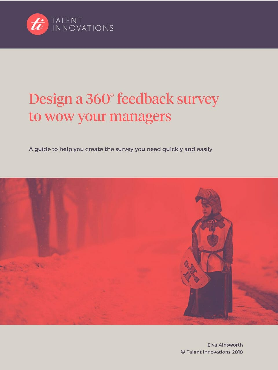 360 Guide 1 – Design a 360 feedback survey to wow your managers