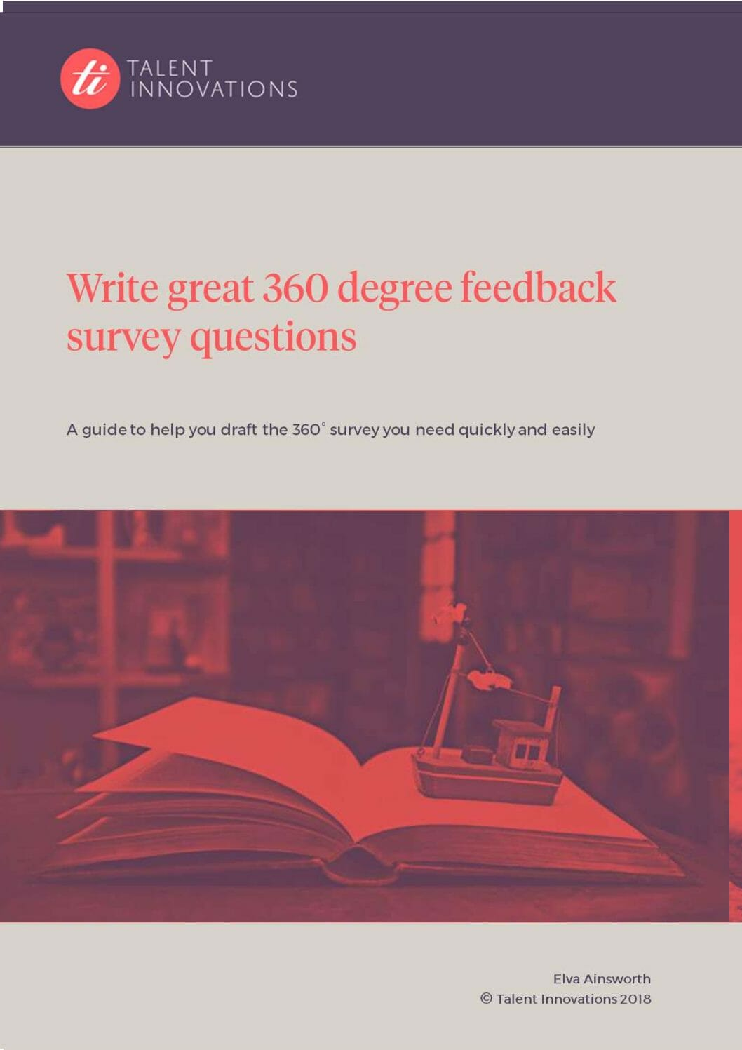 360 Guide 2 – Write great 360 degree feedback survey questions