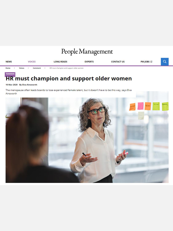 People Management – Mar 2020